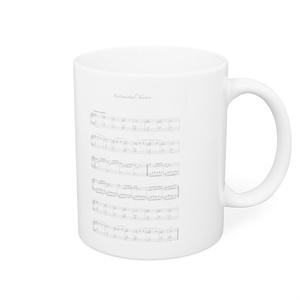 楽譜マグカップ