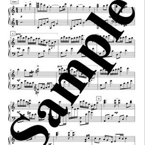 零れ桜 : Piano Instrumental