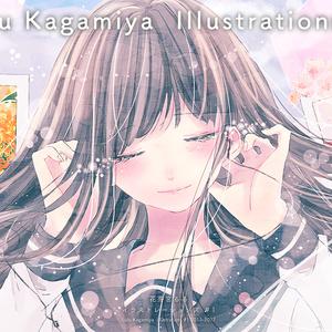 【新刊】Lulu Kagamiya Illustrations #1