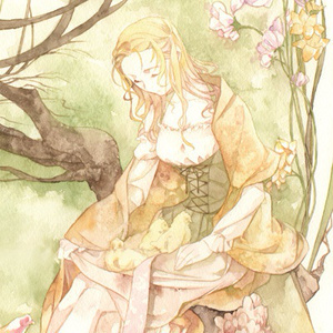 Svitlana 花と光のものがたり