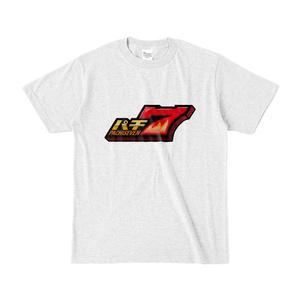 パチ7ロゴTシャツ(淡色)