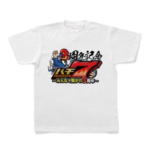 パチ7 3周年Tシャツ(オリジナルver.)