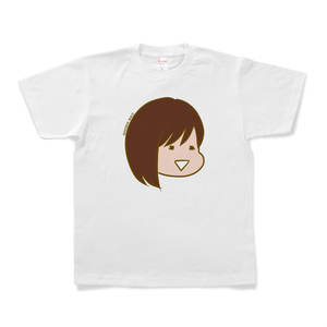 パチ7コミック 人間まおTシャツ(頭部)