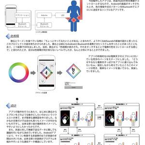【DL版】電飾天子メイキング写真集