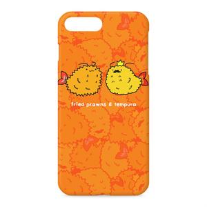 えびふらいさんとてんぷらiPhone7 Plus ケース