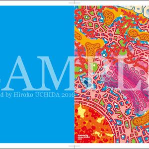 細胞図クリアファイル A4(フルカラー)