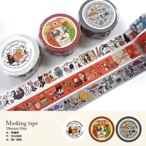 マスキングテープ[裁縫柄]