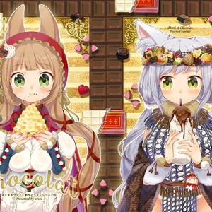 【BOOK】Mimi et Chocolat