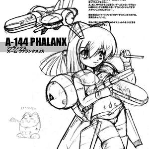 シューティングゲーム擬人化ヒストリカ Vol.1