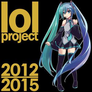 lol project 2012-2015