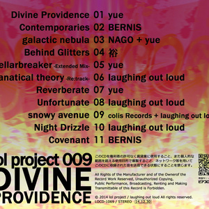 lol project 009 : Divine Providence