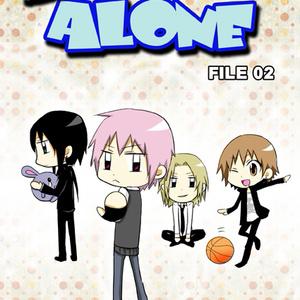 迷探偵's ALONE! FILE02