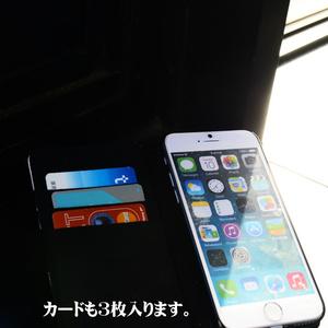 手帳型iPhoneケース「四季映姫・ヤマザナドゥ」