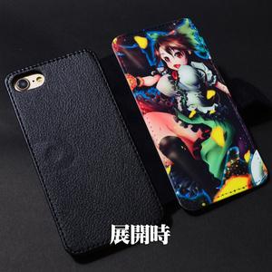 手帳型iPhoneケース「霊烏路空」