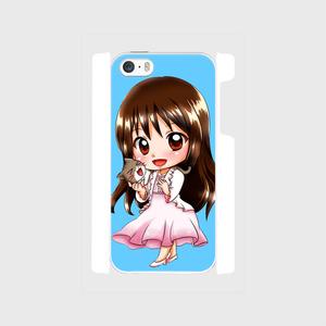 スマホケース/瀬戸奈保子_iphone5,5s,se