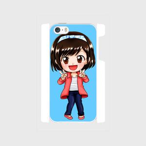 スマホケース/西端ちひろ_iphone5,5s,se