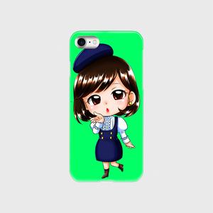 スマホケース/成田佳恵_iphone7