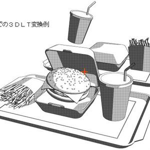 ハンバーガー セット