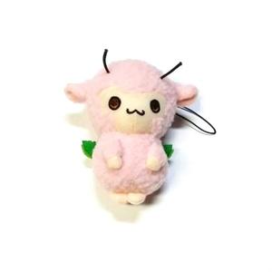 羊セミストラップ