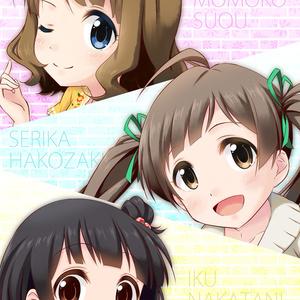 [同人誌]Petit-Sisters!