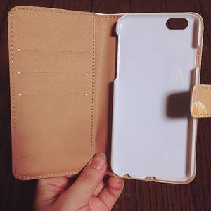手帳型iphoneカバー【6/6s】