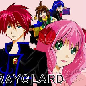 RAYGLARD / プチガイド&缶バッチ セット