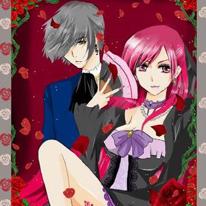 Red roseberry / 果実姫の指輪&ブロマイド