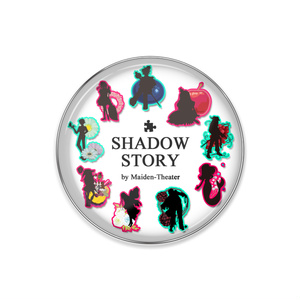 CD-00003 SHADOW STORYピンバッジ
