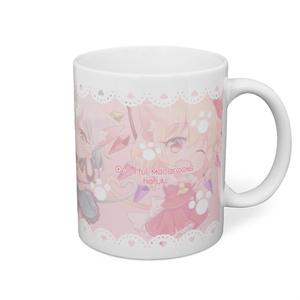 ケモ耳こいフラマグカップ♪