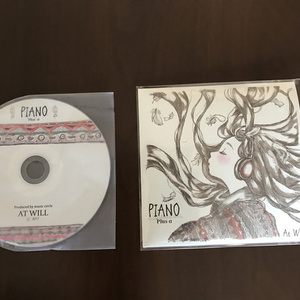 AT WILL1st 【Piano + α】Compilation Album