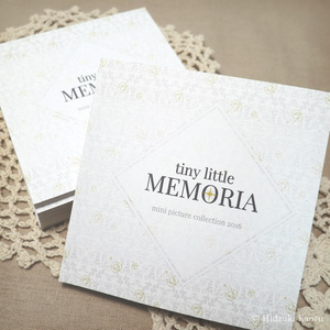 画集「tiny little MEMORIA」