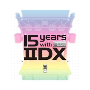 15years with IIDX