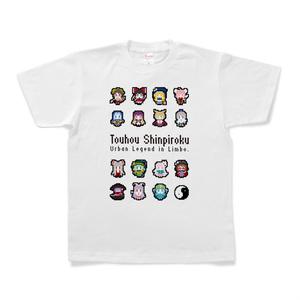 東方深秘録ドット絵Tシャツ
