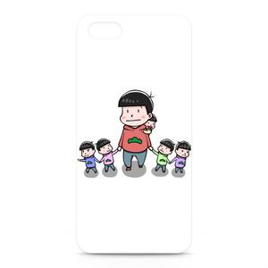 デフォルメおそ松さんiPhoneケース