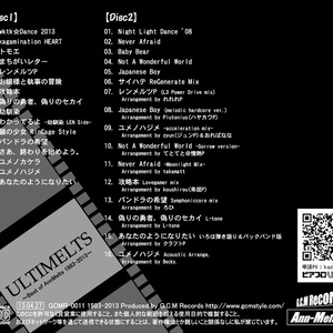 ULTIMELTS ~Best of AnnMelts 1983-2013~(CD)