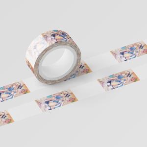 ドジっ子メイドのマスキングテープ
