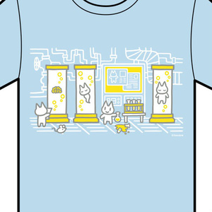 Tシャツ(研究所)