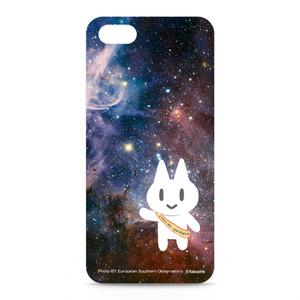 iPhoneケース「宇宙のうーにゃにゃ」