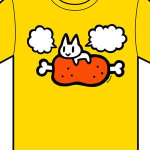 Tシャツ(お肉)