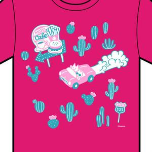 Tシャツ(サボテン)