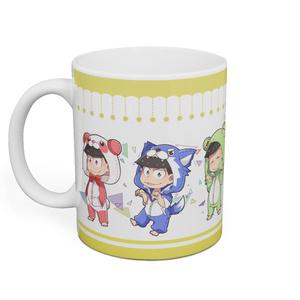 ぱじゃ松さんマグカップ