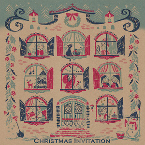 Christmas Invitation【送料込】
