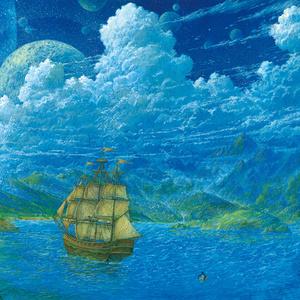 【原画】 Treasure Island