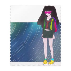 星とネオンとセーラー少女