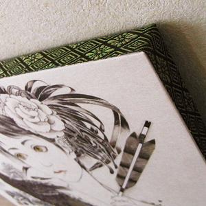 【原画販売】山鳥の尾