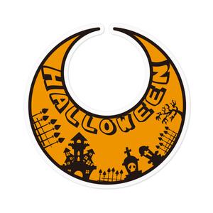 HALLOWEEN Moon ステッカー