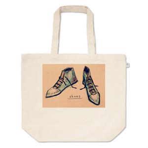 お靴のトートバッグ