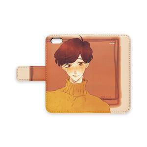 秋色iPhoneカバーケース