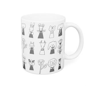 animauxマグカップ