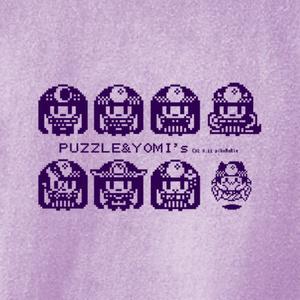 パズドラTシャツ(ヨミちゃんず)